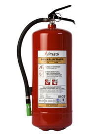 foam-extinguisher